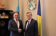 "Kazakhstan, Romania to strengthen cooperation in IT, agro-industry <span class=""color_red"">[PHOTO]</span>"