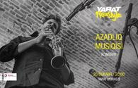 Music of freedom to sound in Baku