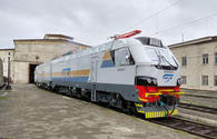 Alstom delivers first freight locomotive for BTK to Azerbaijan