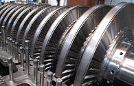 Iran ends import substitution of steam turbines ahead of time