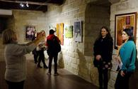 "Exhibition of young artists opens in Baku <span class=""color_red"">[PHOTO]</span>"