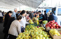 First New Year agricultural fair starts in Baku