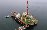 New offshore platform commissioned in Caspian Sea