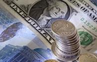 Kazakh tenge slightly up against US dollar