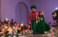 "Stunning kids fashion show held in Baku <span class=""color_red"">[PHOTO]</span>"