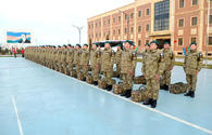 "Group of Azerbaijani peacekeepers return from Afghanistan <span class=""color_red"">[PHOTO]</span>"