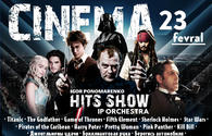 Don't miss Cinema Hits Show!