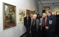 "Art critic Ziyadkhan Aliyev turns 70 <span class=""color_red"">[PHOTO]</span>"