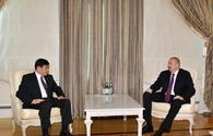 "President Ilham Aliyev receives secretary general of WCO <span class=""color_red"">[UPDATE]</span>"