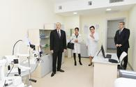 "President Ilham Aliyev, First Lady Mehriban Aliyeva inaugurate new hospital <span class=""color_red"">[UPDATE]</span>"