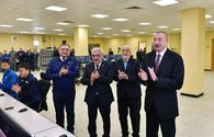 "Ilham Aliyev attends inauguration of SOCAR carbamide plant in Sumgayit city <span class=""color_red"">[UPDATE]</span>"