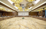 "Development issues of Trans-Caspian int'l transport route discussed in Baku <span class=""color_red"">[PHOTO]</span>"