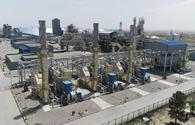 SOCAR carbamide plant helps increase Azerbaijan's high-tech export