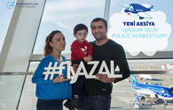 AZAL's winter campaign: Free air tickets for children traveling with parents