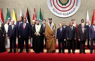 Beirut summit: Arab leaders agree 29-item economic agenda