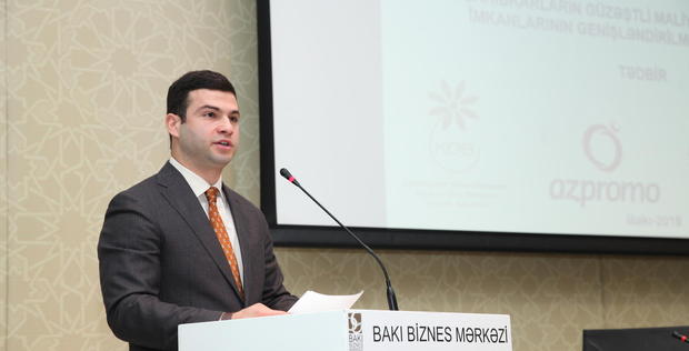 "Azerbaijani SME development agency to support businesswomen <span class=""color_red"">[PHOTO]</span>"