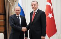 Erdogan, Putin to discuss situation in Syria