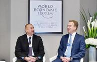 "President Aliyev: Azerbaijan built its development strategy taking into consideration renewed int'l, regional trends <span class=""color_red"">[PHOTO]</span>"