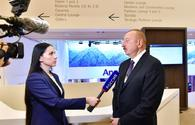 Azerbaijani president: If OPEC+ countries cut oil production, price will remain $60-$70 a barrel