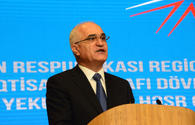 Minister: Nearly 25B manats allocated to develop Azerbaijani regions in 5 years