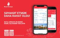 Advantageous travelling with Buta Airways mobile app easier now