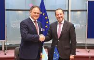 "Kazakhstan, EU discuss cooperation in Brussels <span class=""color_red"">[PHOTO]</span>"