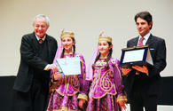 "First ever Italian-Azerbaijan Film Festival wraps up <span class=""color_red"">[PHOTO]</span>"