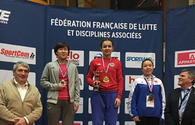 National wrestlers grab three medal in France
