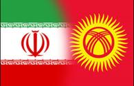 Trade turnover between Kyrgyzstan, Iran hits over $44mln