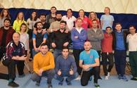Results of FIG courses for trampoline coaches in Baku announced