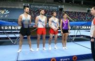 "Preparations of Azerbaijani gymnasts for World Cup actively continue <span class=""color_red"">[PHOTO]</span>"