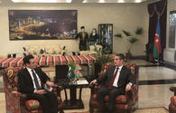 "Ambassador: Pakistan was first country to recognize Khojaly genocide <span class=""color_red"">[PHOTO]</span>"