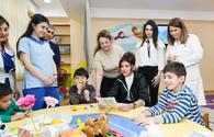 "First VP Mehriban Aliyeva visits Children's Psycho-Neurological Center in Baku <span class=""color_red"">[PHOTO]</span>"