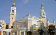 Works of eminent composers to sound in Baku
