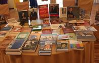 "Uzbekistan opens exhibition of rich books collection about Azerbaijan <span class=""color_red"">[PHOTO]</span>"