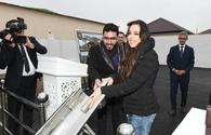 "VP of Heydar Aliyev Foundation Leyla Aliyeva attends opening of Toplan Homeless Dog Care Center (PHOTO) <span class=""color_red"">[PHOTO]</span>"