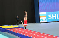 "First day of Trampoline & Tumbling World Cup kicks off in Baku <span class=""color_red"">[PHOTO]</span>"