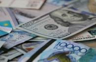 Kazakh tenge down against US dollar over week