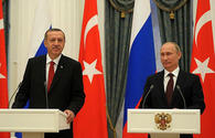 Erdogan, Putin to hold new talks in Moscow in April