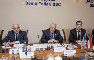 "Azerbaijan Railways discloses one of main tasks <span class=""color_red"">[PHOTO]</span>"