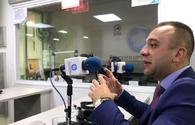 "Colombian radio airs special program dedicated to Azerbaijan <span class=""color_red"">[PHOTO]</span>"