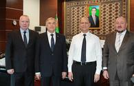 Turkmenistan discusses drug production with Belarus