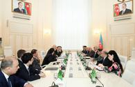 Austrian Federal Railways shows interest in expanding ties with Azerbaijan