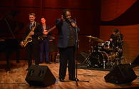 "Roy Young  stuns jazz lovers <span class=""color_red"">[PHOTO]</span>"