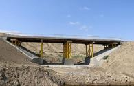 Construction of Azerbaijan-Russia bridge to be completed this year