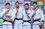 Mammadali Mehdiyev wins Grand Slam tournament for the first time