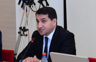 "Hajiyev: Illegal activity by Armenians in occupied Azerbaijani lands goes on <span class=""color_red"">[UPDATE]</span>"