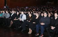 "VP of Heydar Aliyev Foundation attends event held under ""Justice for Khojaly"" campaign <span class=""color_red"">[PHOTO]</span>"