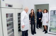 "Vice-President of Heydar Aliyev Foundation visits Scientific Research Institute of Hematology and Transfusion <span class=""color_red"">[PHOTO]</span>"