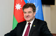 Miroslav Lajcak: OSCE is cautiously optimistic about settlement of Karabakh conflict
